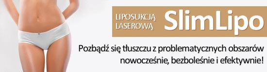 Liposukcja laserowa SlimLipo